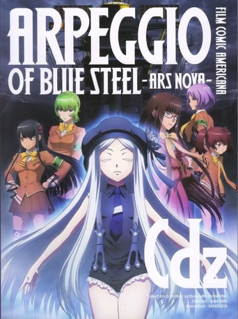 Poster of Arpeggio of Blue Steel -Ars Nova Cadenza-