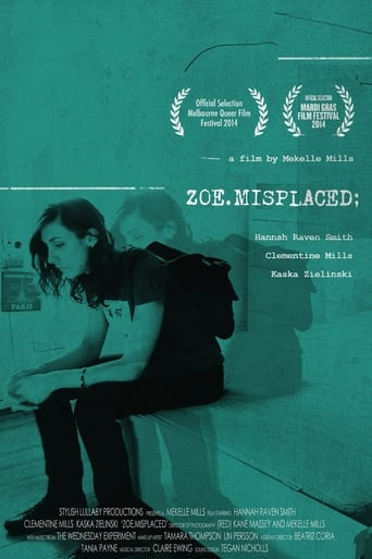 Poster of Zoe.Misplaced