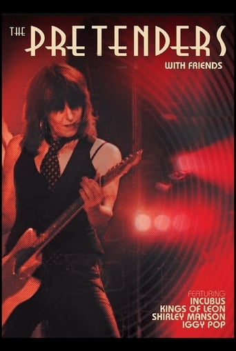 Poster of The Pretenders with Friends