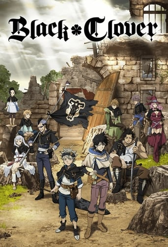 Poster of Black Clover