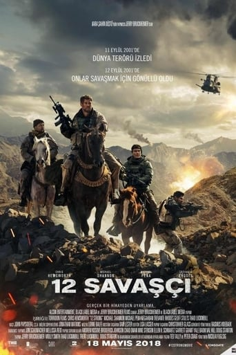 Poster of 12 Savaşçı