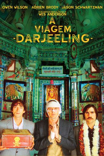 Viagem a Darjeeling - Poster