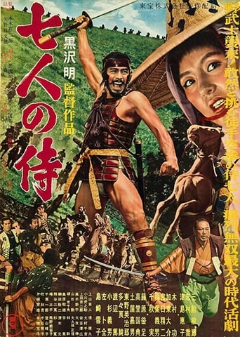 Poster of Seven Samurai: Origins and Influences