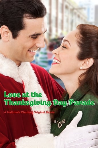 Poster of Love at the Thanksgiving Day Parade fragman