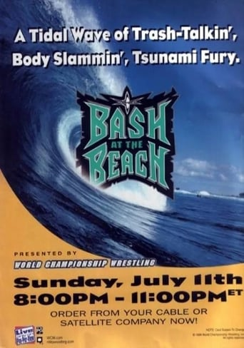 Poster of WCW Bash at the Beach 1999