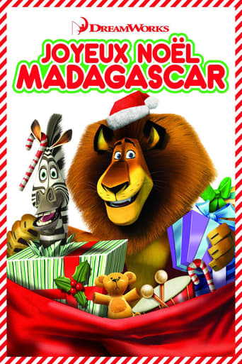 Poster of Merry Madagascar