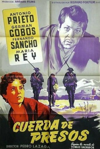 Poster of Cuerda de presos