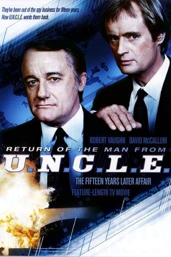 Poster of The Return of the Man from U.N.C.L.E.: The Fifteen Years Later Affair