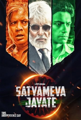 Poster of Satyameva Jayate
