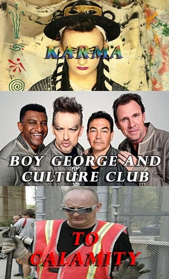 Poster of Boy George and Culture Club: Karma to Calamity