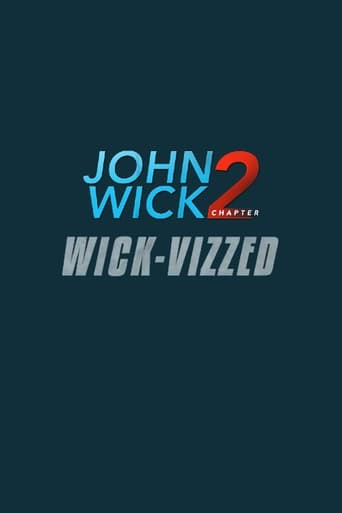 Poster of John Wick Chapter 2: Wick-vizzed