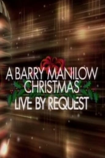 Poster of A Barry Manilow Christmas: Live by Request