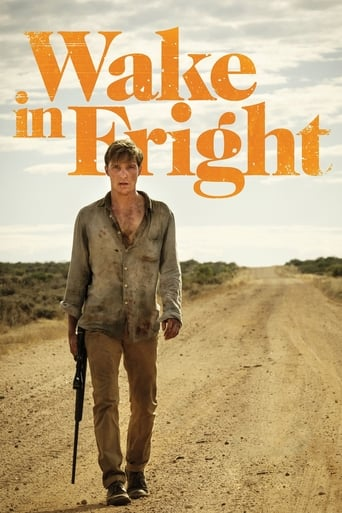Poster of Wake in Fright
