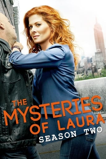 Lauros paslaptys / The Mysteries of Laura (2015) 2 Sezonas LT SUB