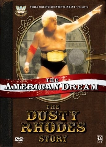 Poster of WWE: The American Dream - The Dusty Rhodes Story