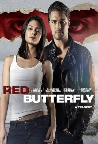 Poster of Red Butterfly