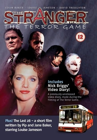 Poster of The Stranger: The Terror Game