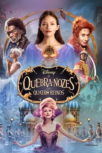 O Quebra-Nozes e os Quatro Reinos - Poster