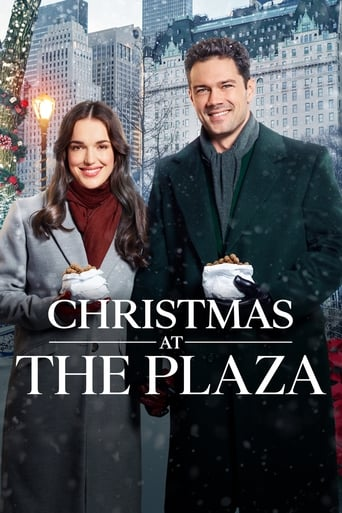 Poster of Christmas at the Plaza