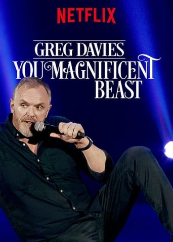 Poster of Greg Davies: You Magnificent Beast
