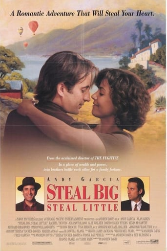 Poster of Steal Big Steal Little