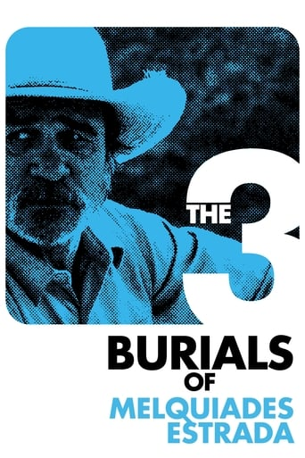 Poster of The Three Burials of Melquiades Estrada
