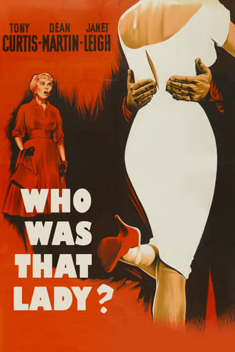 Poster of Who Was That Lady?