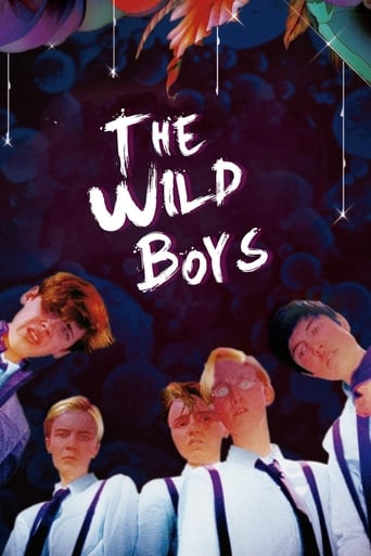 Poster of The Wild Boys