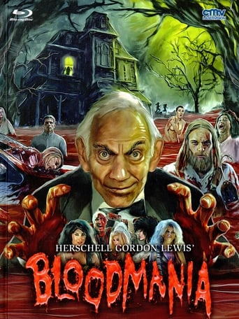 Poster of Herschell Gordon Lewis' BloodMania