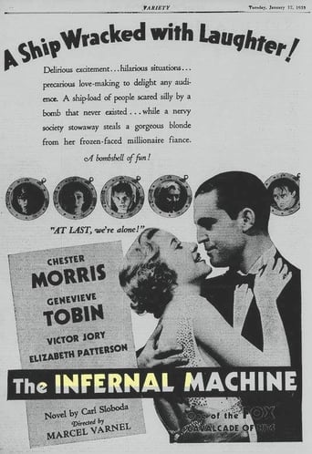 Poster of Infernal Machine