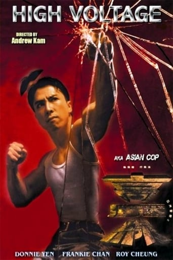 Asian Cop: High Voltage Movie Poster