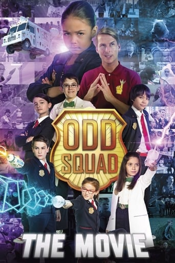 Poster of Odd Squad: The Movie