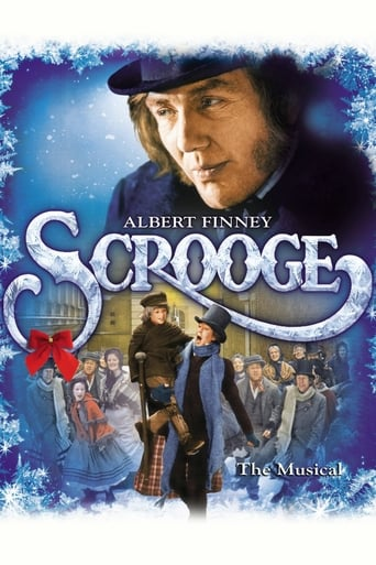 Poster of Scrooge