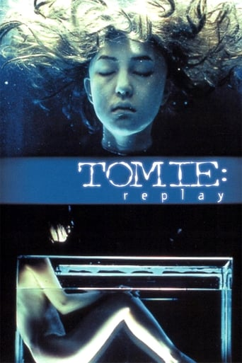 Poster of Tomie: Replay