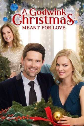 Poster of A Godwink Christmas: Meant For Love