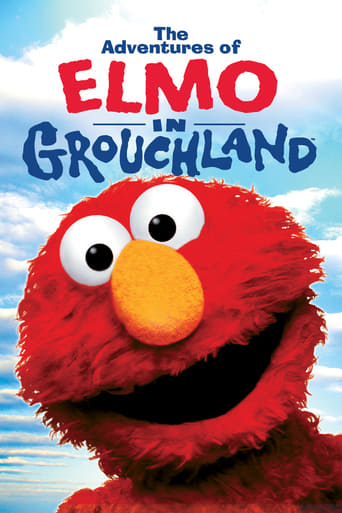 Poster of The Adventures of Elmo in Grouchland