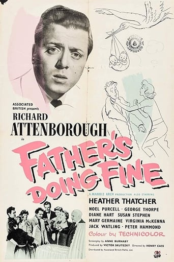 Poster of Father's Doing Fine