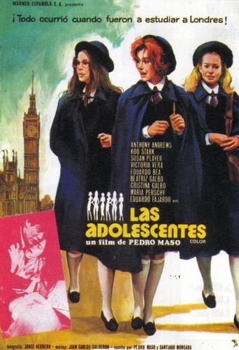 Poster of The Adolescents