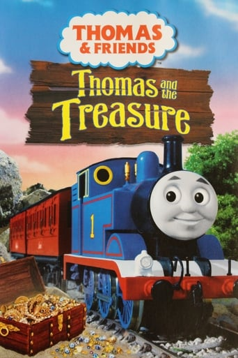 Poster of Thomas and Friends: Thomas and the Treasure
