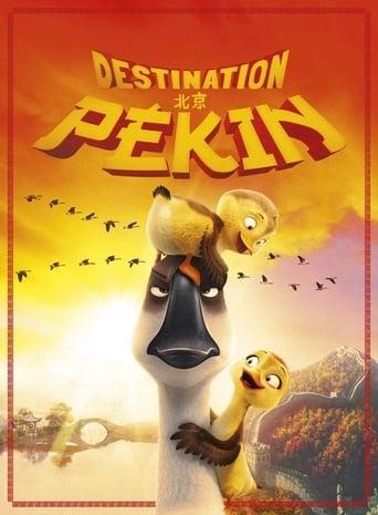Poster of Destination Pékin !
