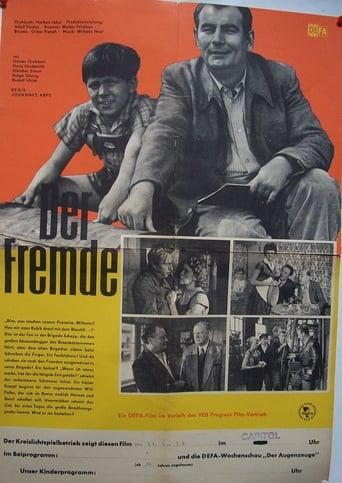 Poster of Der Fremde