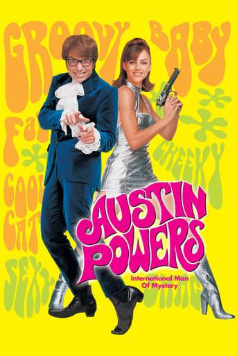 Austin Powers: International Man of Mystery poster