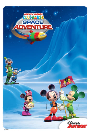 Poster of Mickey Mouse Clubhouse Space Adventure