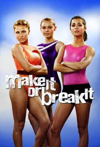 Poster of Make It or Break It