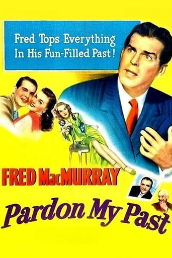 Poster of Pardon My Past