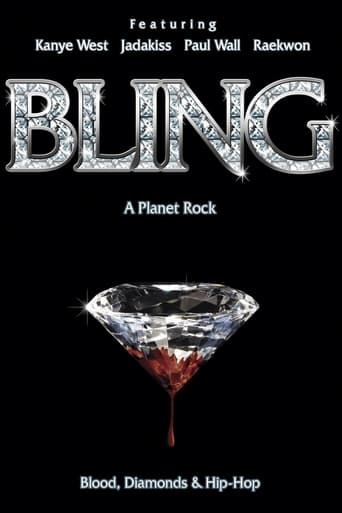 Bling: A Planet Rock Movie Poster