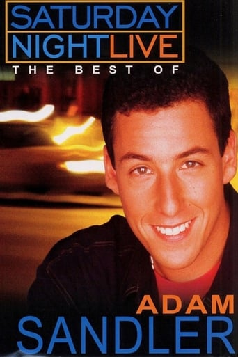 Poster of Saturday Night Live: The Best of Adam Sandler