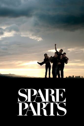 Poster of Spare Parts