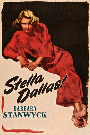 Stella Dallas Poster