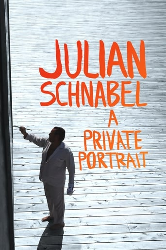 Poster of Julian Schnabel: A Private Portrait